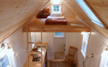 Siskiyou sleeping loft