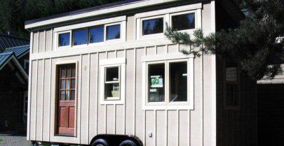 Alsek Tiny House Exterior 2