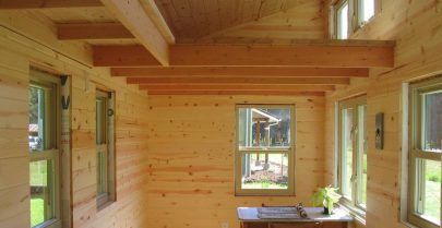 Alsek Tiny House Interior