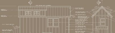 tiny house plans from oregon cottage co
