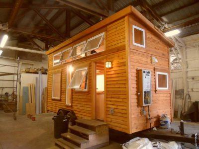 new Tea House tiny cottage