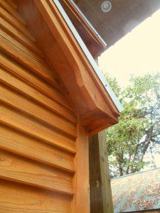 tiny house exterior siding