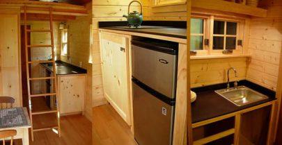 Siskiyou interior kitchen