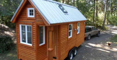Siskiyou tiny house
