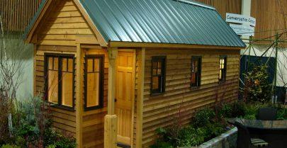 Siskiyou tiny house exterior 2