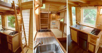 Tea House Cottage Kitchen