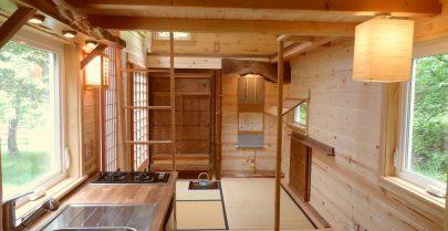 Tea House Cottage Interior