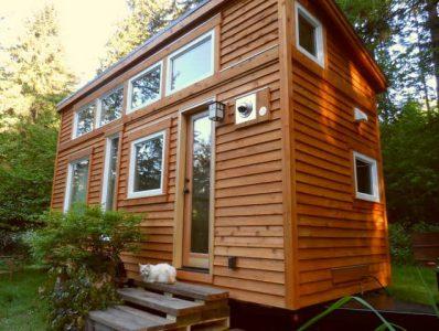 Tea House Tiny Cottage