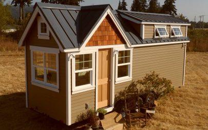 Oregon Cottage Company Tiny House