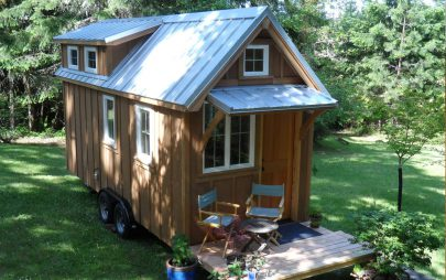 Oregon Cottage Company Tiny House