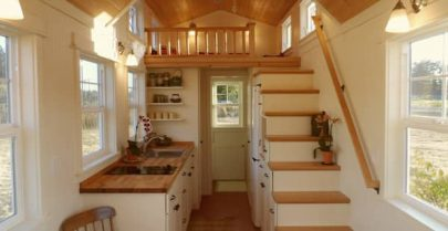 Unita Tiny House Interior