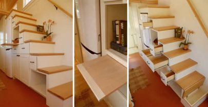 Unita Tiny House Features