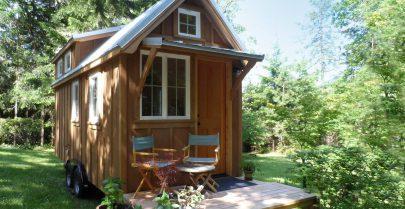Ynez Tiny House Exterior