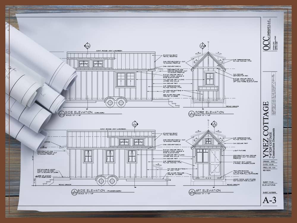 Ynez Cottage Plans